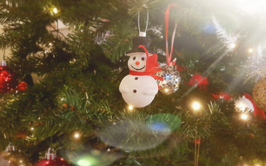 Rauhallista Joulun aikaa